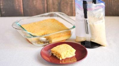 Cornbread Corn Casserole