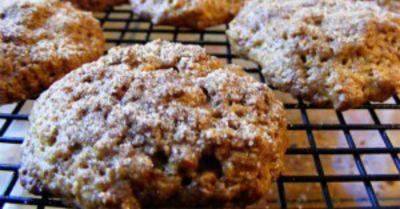 Breakfast Cookies (Kid Friendly)