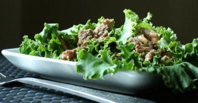 Instant Pot Paleo Chicken Lettuce Wraps