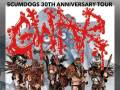 GWAR - Scumdogs 30th Anniversary Tour