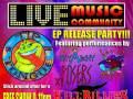 Live Music Community & Killbillies : Fundraiser