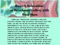 Roses & Relaxation Painting Class at The Brewhouse Gallery