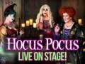 HOCUS POCUS LIVE ON STAGE!
