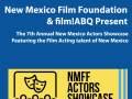 The 7th Annual New Mexico Actors Showcase