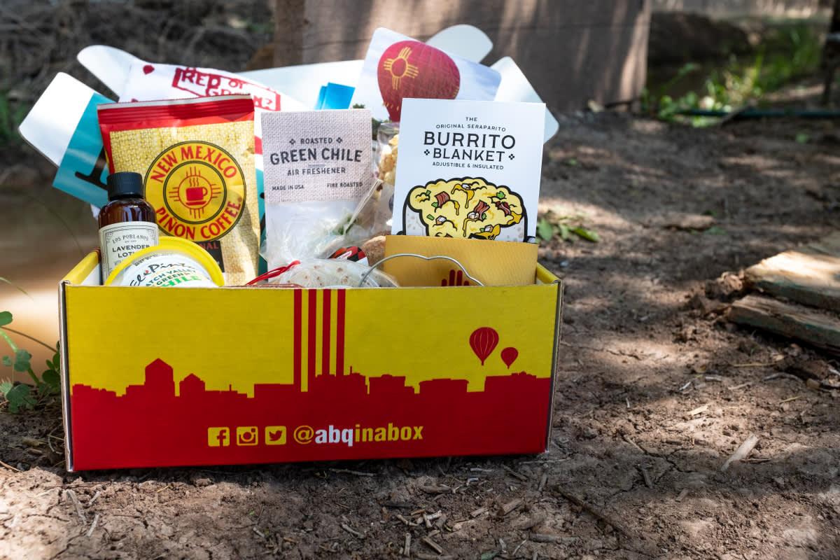ABQ in a Box | Duke City Edition