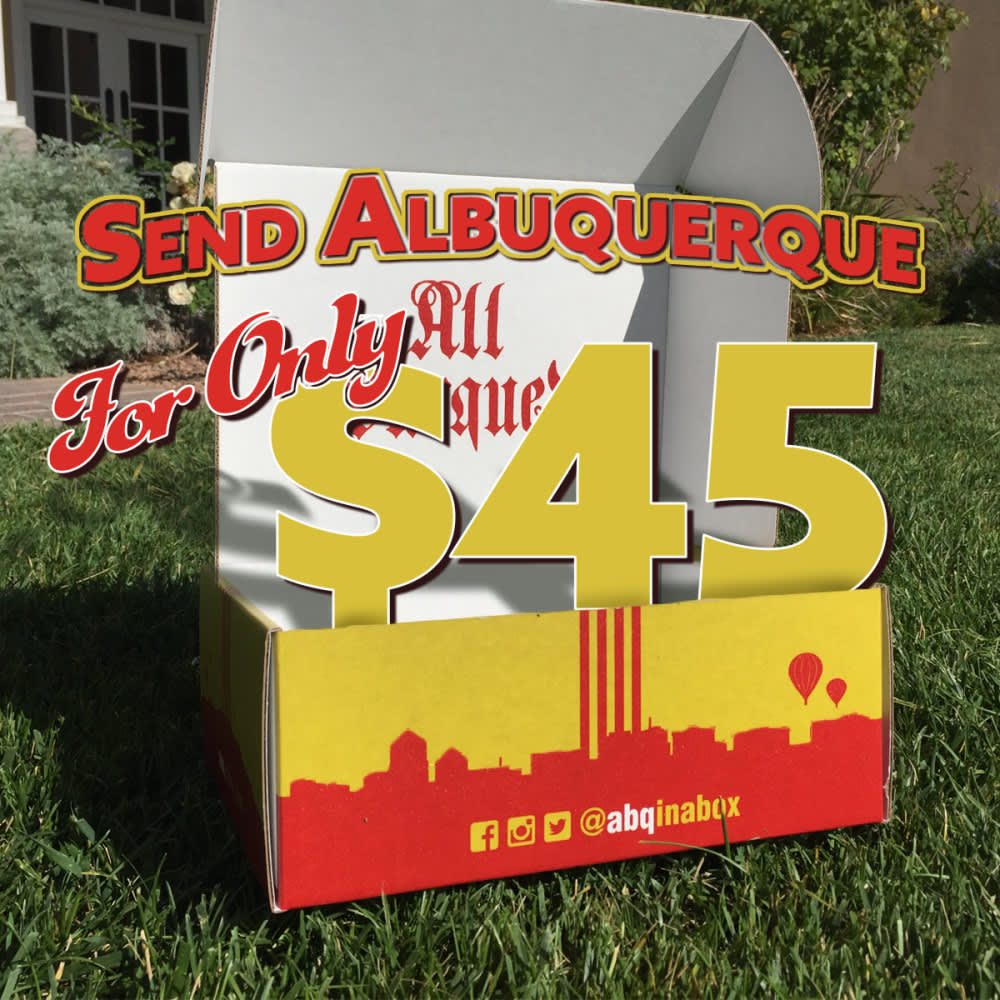 ABQ in a Box Now On Sale!