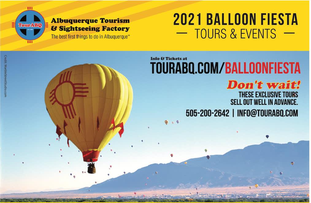 Balloon Fiesta Tours
