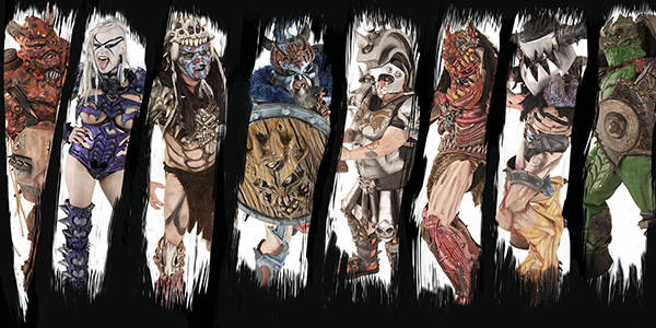 GWAR Eternal Tour Honors Lost Leader Oderus Urungus and Introduces New Scumdogs