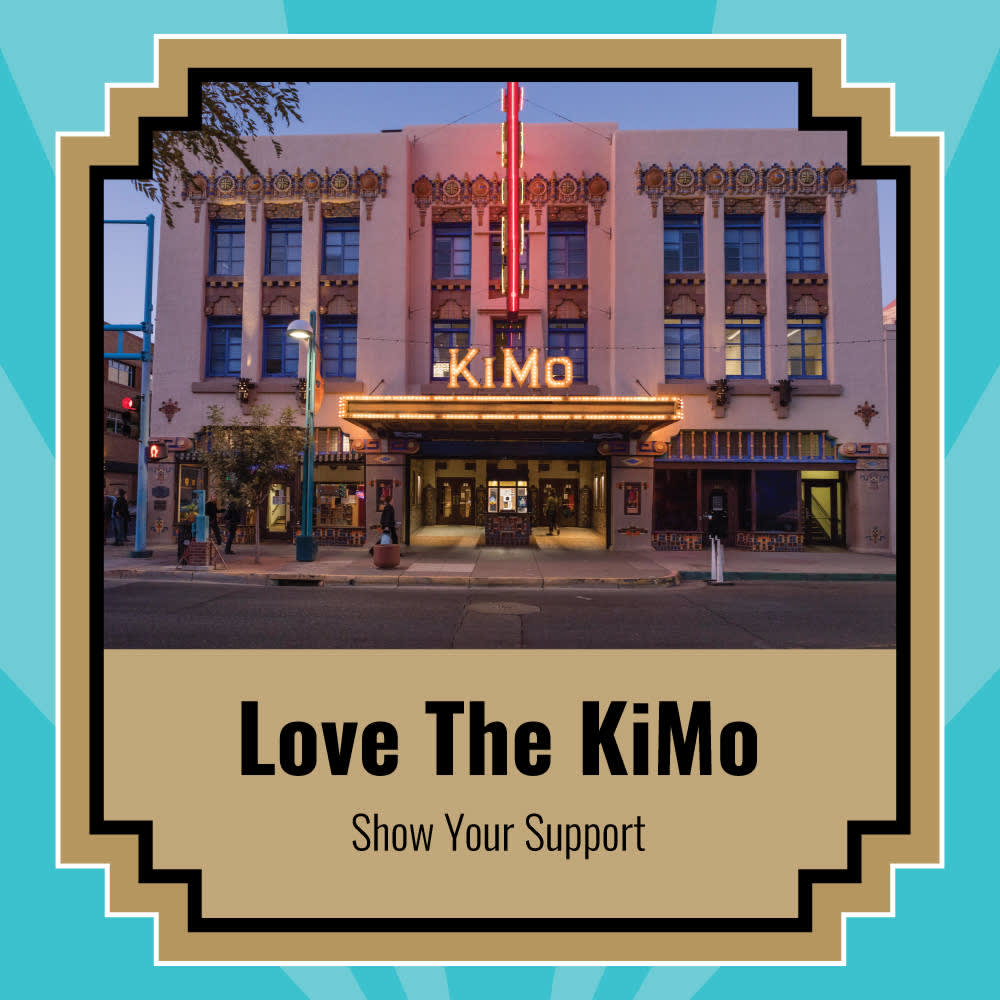 Love The KiMo - Donations