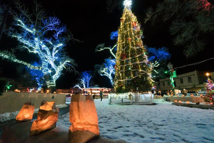 Taos Ski Valley - Christmas Tree Lighting