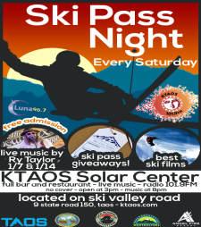 Ski Pass Night!