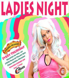 Ladies Night featuring Katy P and The Business 3.0!