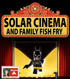 Solar Cinema feat. Lego Batman