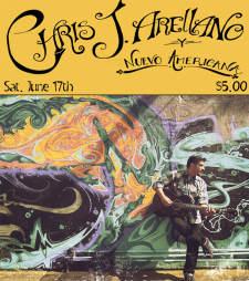 Chris J. Arellano y Nuevo Americana