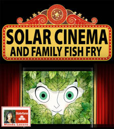 "Solar Cinema feat. ""The Secret of Kells"""