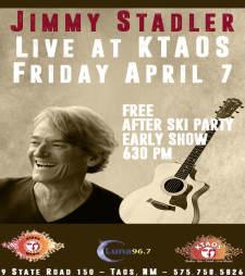 Jimmy Stadler! LIVE