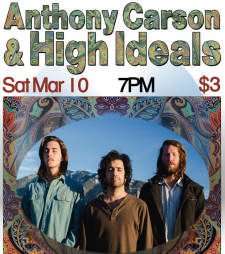 Anthony Carson & High Ideals