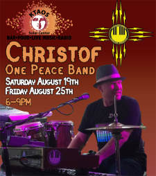 "Christof ""One Peace Band"""