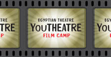 FILM CAMP: June 7-11, 9:30am-3pm, Ages 10-14/entering 5th-8th