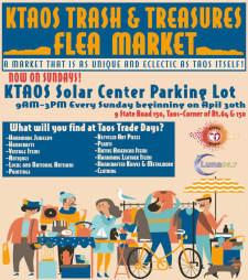 KTAOS Trash & Treasures Flea Market
