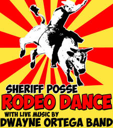 Sherrif Posse Rodeo Dance