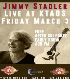 Jimmy Stadler Live!