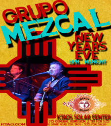 Grupo Mezcal New Years Eve Party