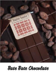 Bate Bate Chocolate - February 5, 2021, 11:00 am