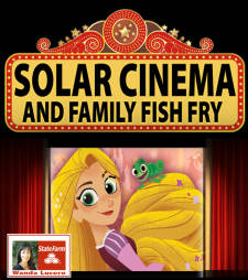 Solar CInema featuring Tangled: Before Ever After