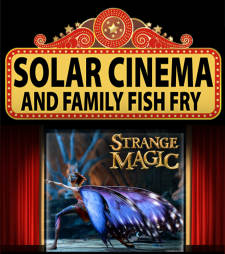 Solar Cinema feat. Strange Magic