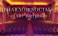 Private Social for Pharaohs & their Guests Only