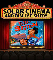 Solar Cinema and Fish Fry