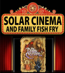 Solar Cinema feat The Dark Crystal
