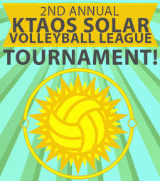 KTAOS Solar Volleyball Tournament