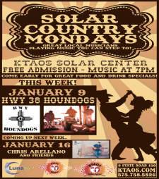 Solar Country Mondays