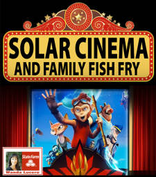 Solar Cinema featuring Spark: A Space Tail