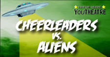 Cheerleaders vs. Aliens