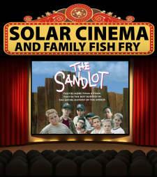 Solar Cinema and Fish Fry