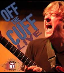"""Off the Cuff"" LIVE"