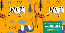 ACT UP ADVENTURE: African Safari, Aug 3-7, AM Session (9am-Noon)