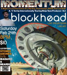 Momentum featuring Blockhead