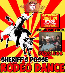 Sherriffs Posse Rodeo Dance