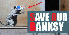 SOB - Save Our Banksy