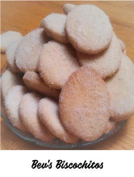Bev's Biscochitos - December 5, 2020, 11:00 am