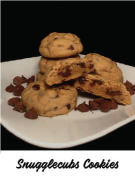 Snugglecubs Cookies - December 5, 2020, 11:00 am