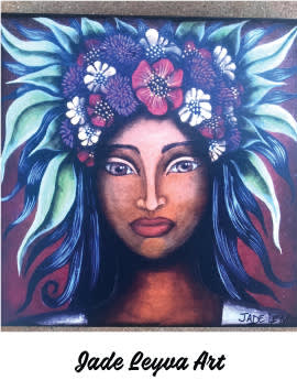 Jade Leyva Art - December 5, 2020, 11:00 am