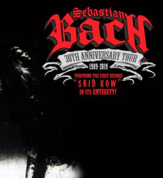 Sebastian Bach 30th Anniversary Tour Performs Skid Row first record in its Entirety