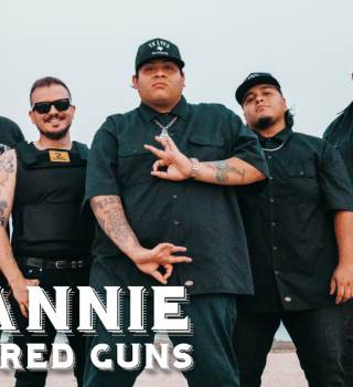 Giovannie & The Hired Guns w/ Ronnie & the Redwoods