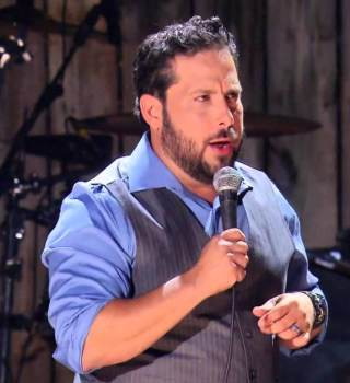 A night of comedy with Steve Trevino