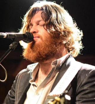 Kevin Galloway from Uncle Lucius & Folk Family Revival